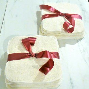 Bamboo Cloth Wipes - New